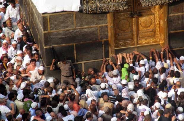 Memenuhi Panggilan-Nya di Kakbah. #Haji