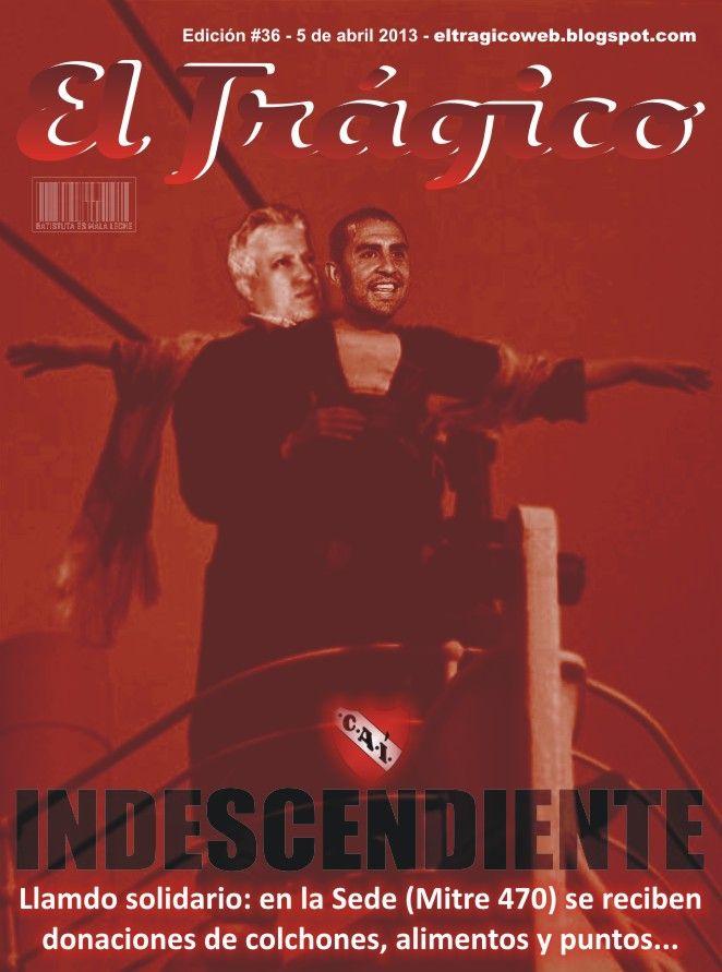 Independiente se va a la B