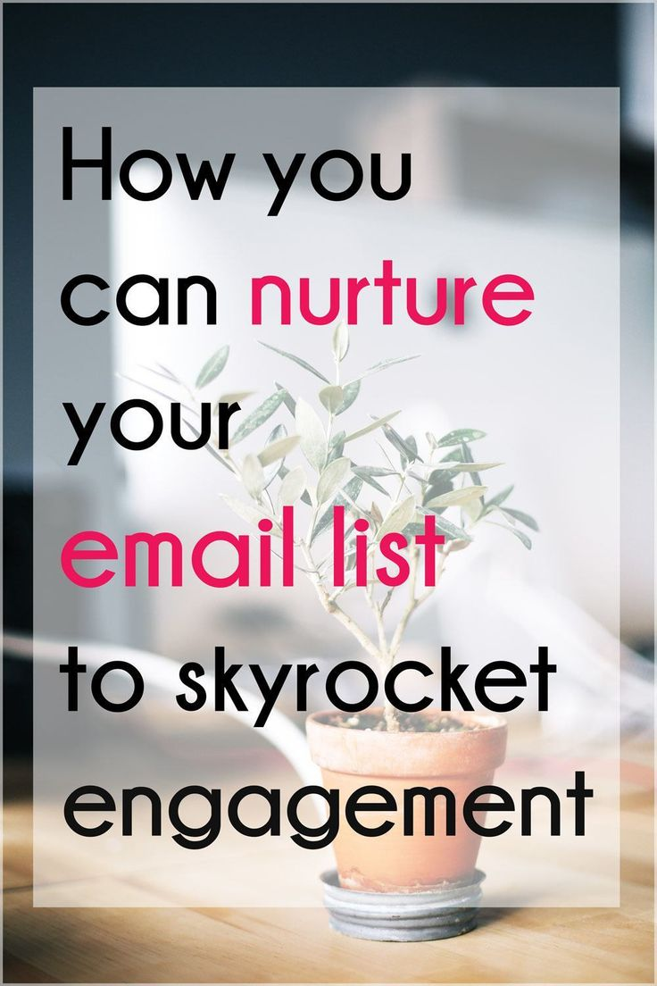I've seen it many times over: marketers with small, but engaged and quality email lists do amazing things in terms of sales. How? They understand the difference between a cold email subscriber and a nurtured subscriber, and they apply strategies that turn the former into the latter. If you want to build a healthy and engaged email list (i.e. high open rates and high click-through rates), you need to learn and apply the same strategies in your email marketing.