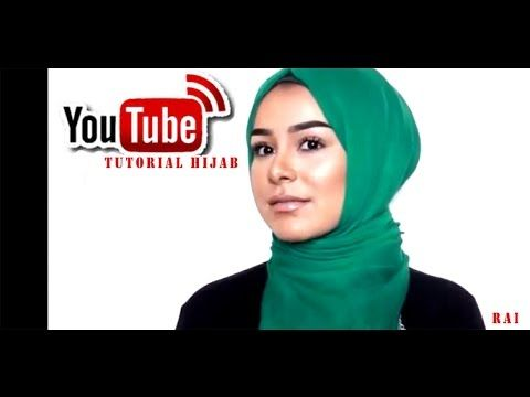 Tutorial Hijab Arabia, By Habiba Da Silva
