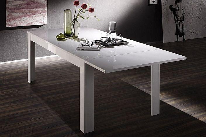 włoski stół do salonu amalfi 160 - płyta lakierowana- zdjęcie numer 2