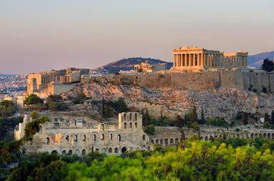 The Parthenon of Athens Greece - Fast Fun Facts