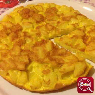 Dorata di #patate. Scopri la #ricetta su www.acook.it. Segui i gustosi piatti dei #cuochi di acook e vota i tuoi preferiti. #BuonAPPetito