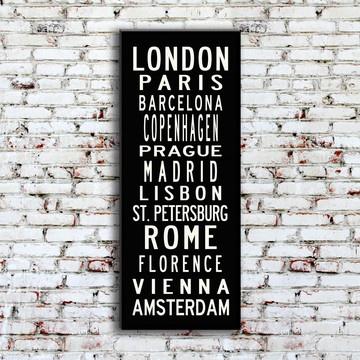 Love my european travels