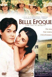 Belle Époque is belle naive and a fine portrait of the spanish political situation in 1930s.