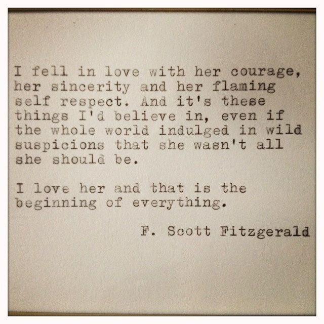 F Scott Fitzgerald Love Quotes: 1000+ Images About Love It Will Not Betray You Dismay Or