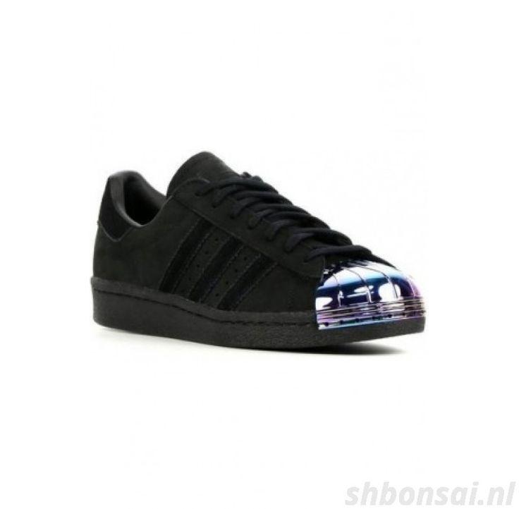 adidas originals superstar 80s - baskets basses - core black/cardboard
