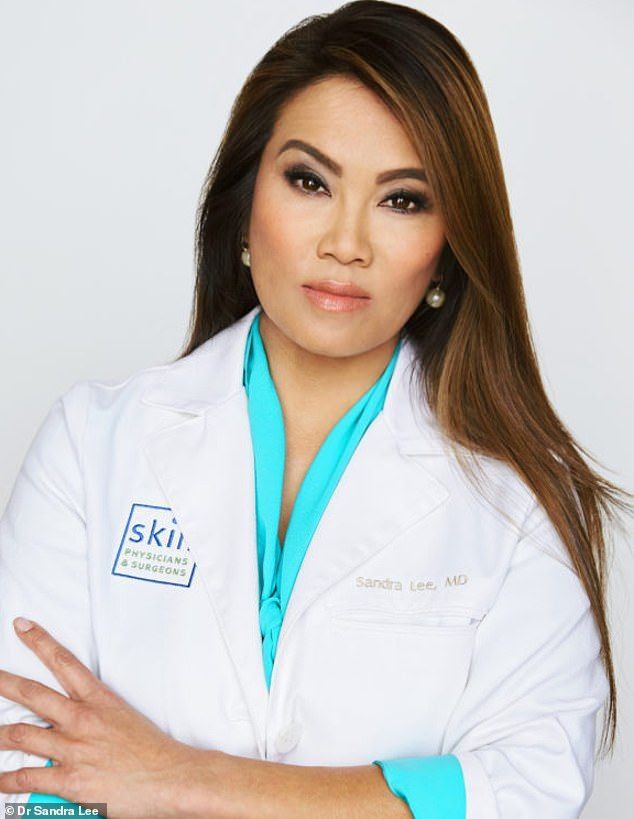 Dr  Pimple Popper reveals her top five skincare tips | Dr Pimple