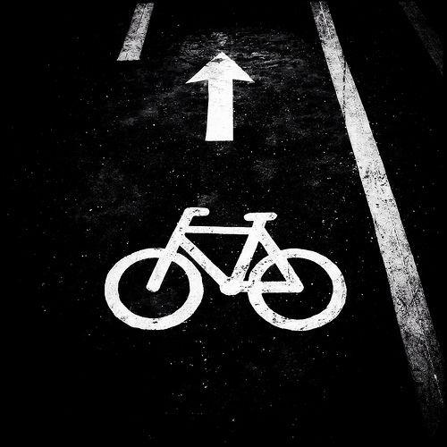 «Дорогу велосипедистам!» («Twist Treadle»)