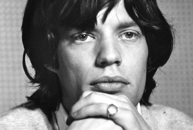 Lock of Mick Jagger's Hair Auctioned   Rolling Stone