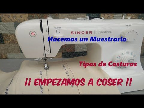Pin On Coser A Máquina