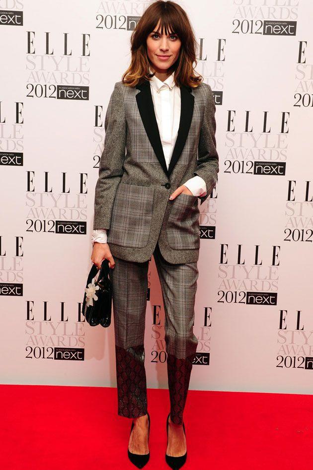 Style Alexa Chung Alexa Chung Alexa Chung Style And Boyish Girl