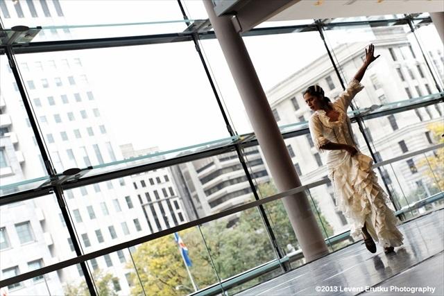 Ilse Gudiño, Toronto Flamenco Dancer