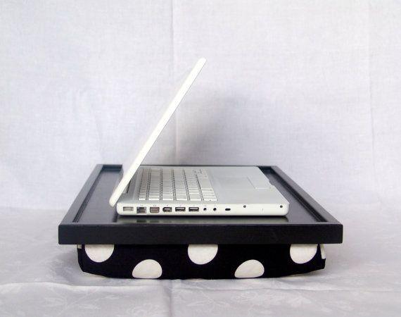 Laptop Lap Desk or Breakfast serving Tray  Custom Order by EJbutik, $46.00