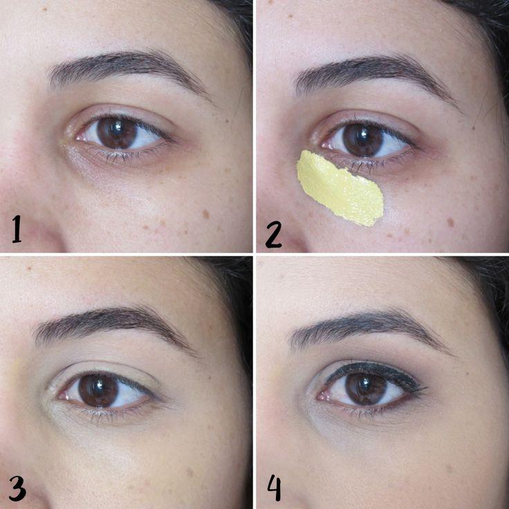 como-corrigir-olheiras-com-corretivo-amarelo-matte-tracta-embalagem. corretivo amarelo para disfarçar olheiras. como usar corretivo colorido. como camuflar olheiras. corretivo matte. corretivo tracta. tutorial maquiagem. tutorial corretivo. como usar corretivo.