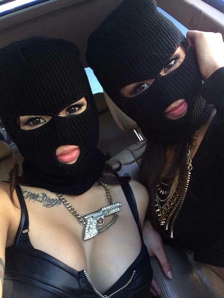 Gangsta girls | Gangsta rap made me do it | Pinterest