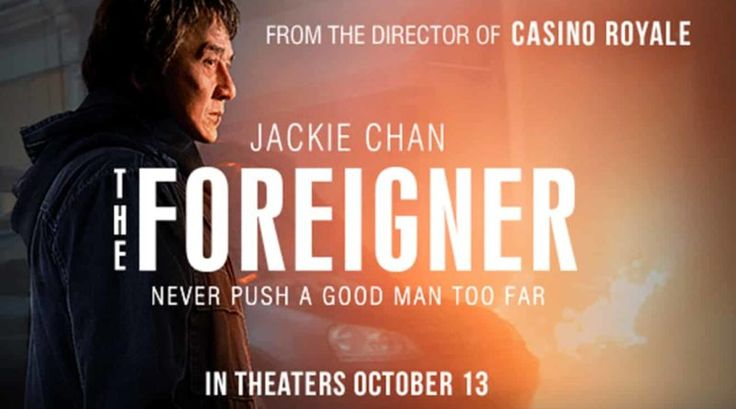 The Foreigner 2017 Full Movie In Hindi Download