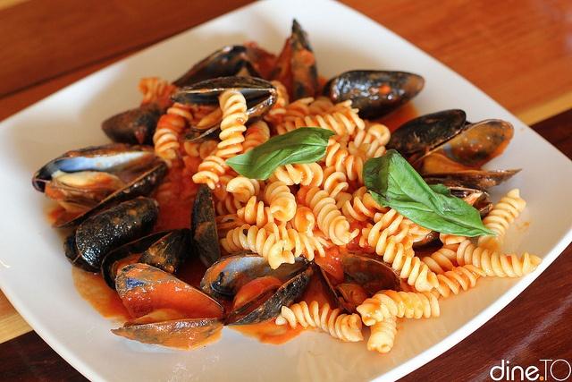 Rocco's Plum Tomato, via Flickr. http://www.dine.to/roccos_etobicoke
