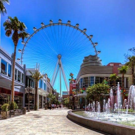 High Roller - Las Vegas, Nevada on RueBaRue