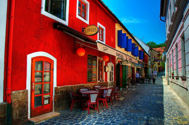 Colours - Szentendre, Hungary