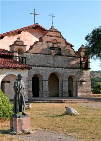 Mission San Antonio de Padua, Jolon, CA (Monterey County ...
