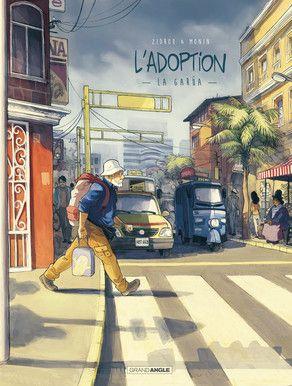 BD L'ADOPTION tome 2
