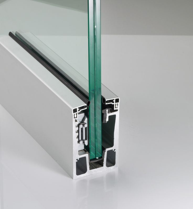 Glass Stair balustrade JOLLY PACK MAXIMA by Metalglas Bonomi