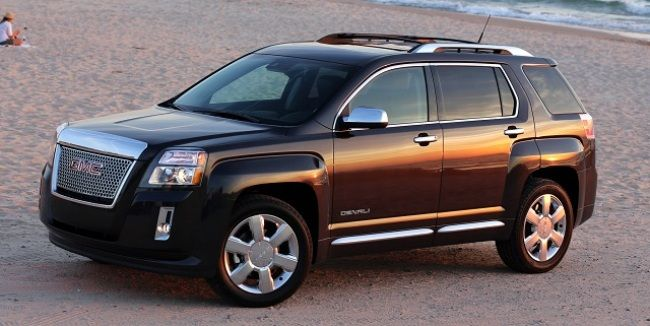 GMC SUV 2015 GMC Terrain Towing Capacity, Improvements, Trim Levels
