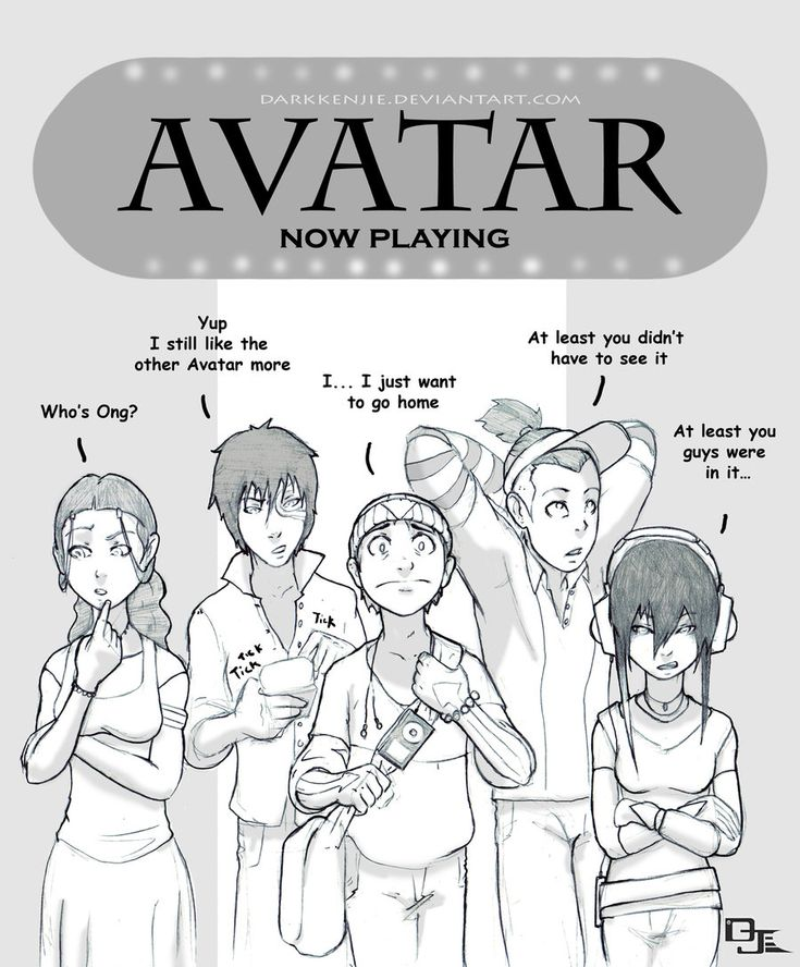 Me too, Aang, me too.