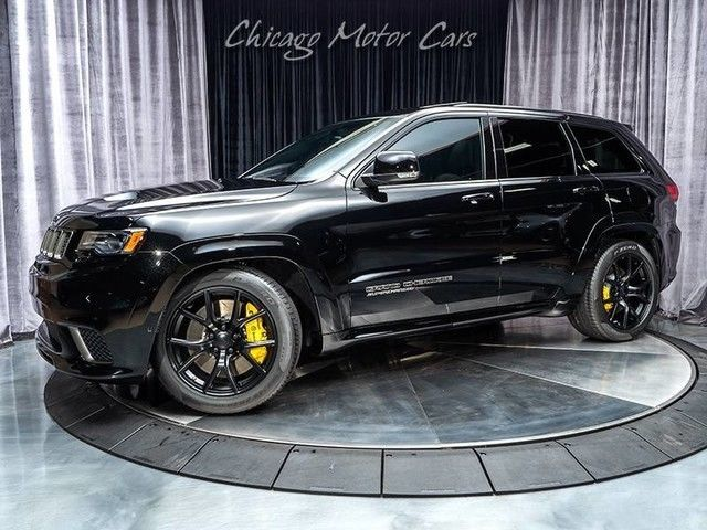Ebay Grand Cherokee Trackhawk 2018 Jeep Grand Cherokee Trackhawk Diamond Black Crystal Pearlcoat Jeep Jeeplife Jeep Grand Cherokee Jeep Jeep Truck