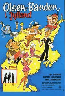 Olsen banden i Jylland (1971)