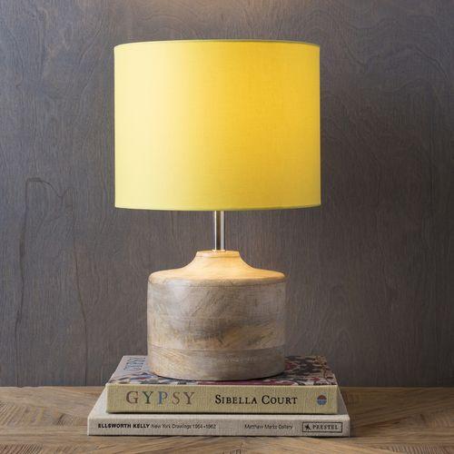Coast Lamp - Yellow Shade
