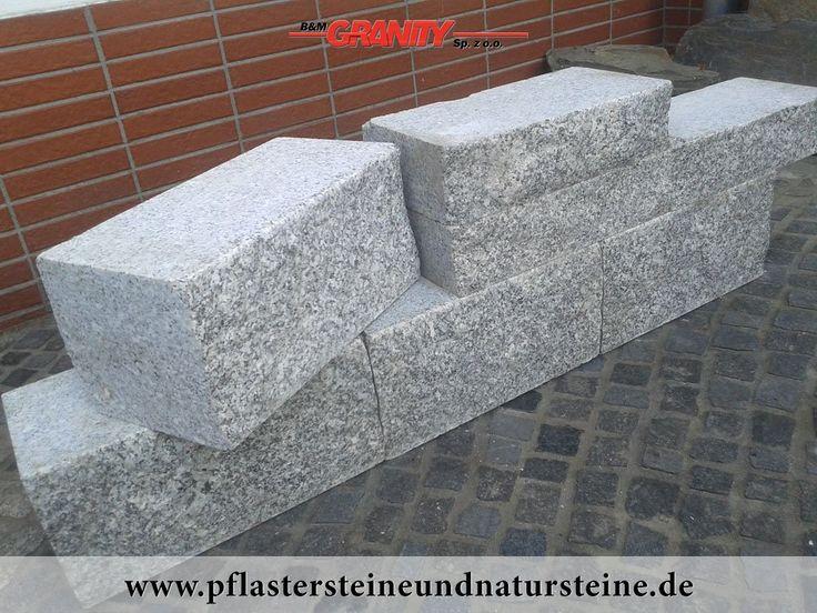 die besten 25 pflastersteine granit ideen auf pinterest. Black Bedroom Furniture Sets. Home Design Ideas