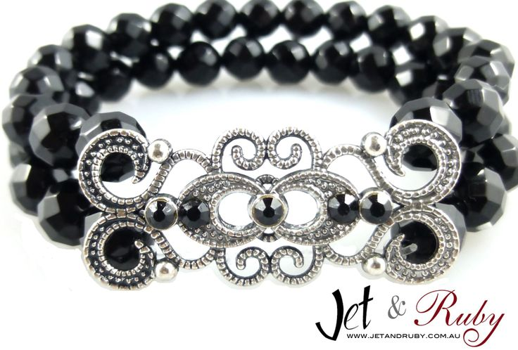 @Jet and Ruby Jewellery