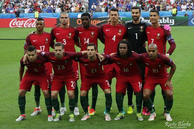 Portugalsko - víťaz UEFA Euro 2016