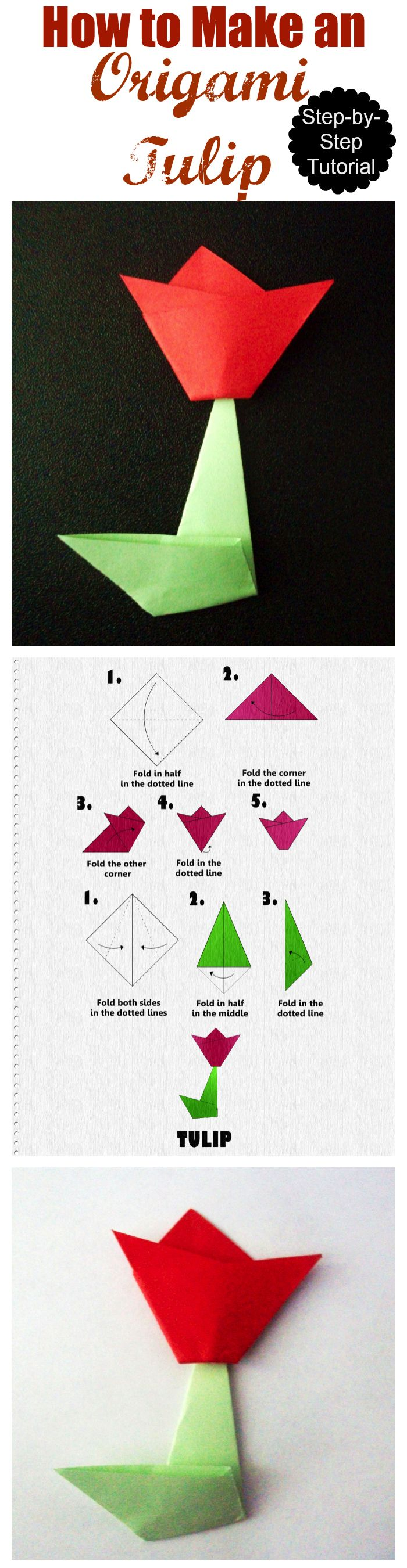 14 Best Origami Images On Pinterest Origami Paper Paper Crafts