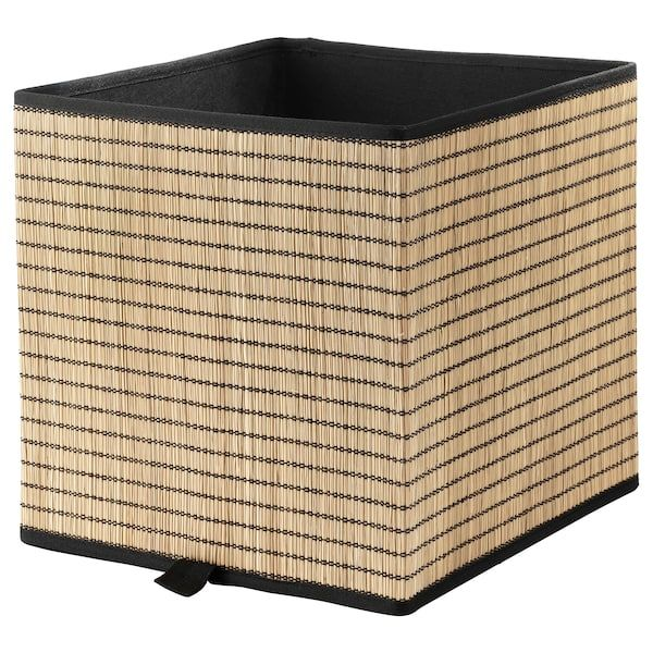 Gnabbas Basket 12 X13 X12 Ikea Storage Boxes Kallax Shelf