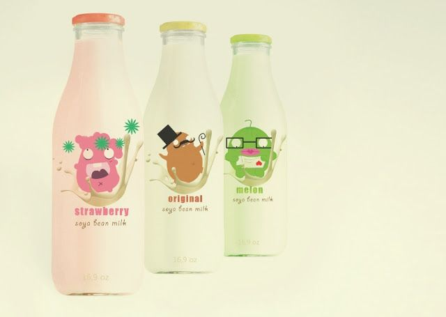 SoyMilk on Packaging of the World - Creative Package Design Gallery