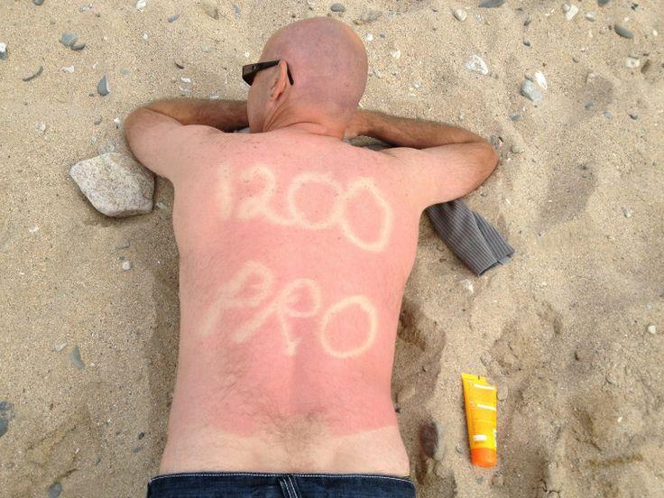 1200 Pro in the sun...