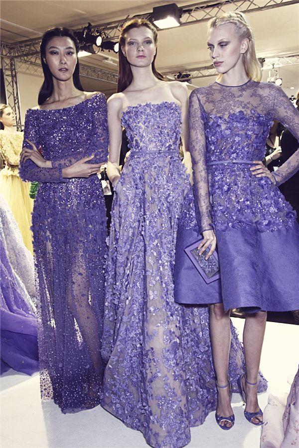 Haute Couture : best of des défilés printemps-été 2014