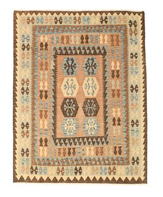 Kelim Afghan Old style-matto 164x204
