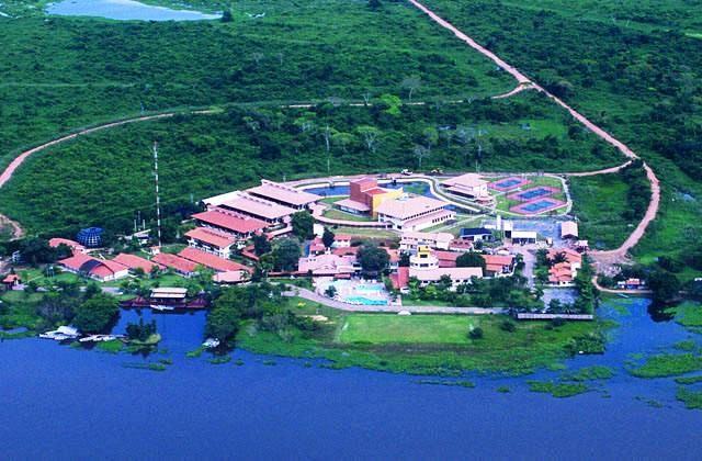 Cidade de Poconé - Mato Grosso - Turismo e Cultura no Brasil