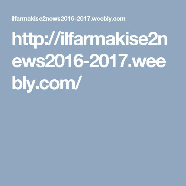 http://ilfarmakise2news2016-2017.weebly.com/