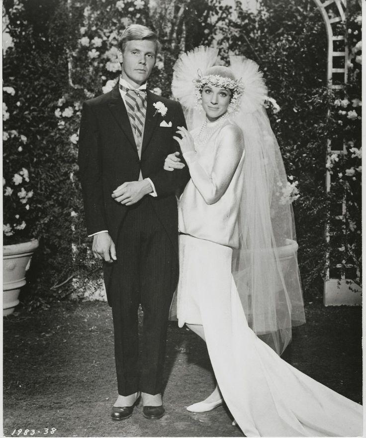 Julie Andrews James Fox Thoroughly Modern Millie 1967 Orig Wedding Photo