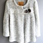 Urður - sleeves ¾ lenght - size S - M - L