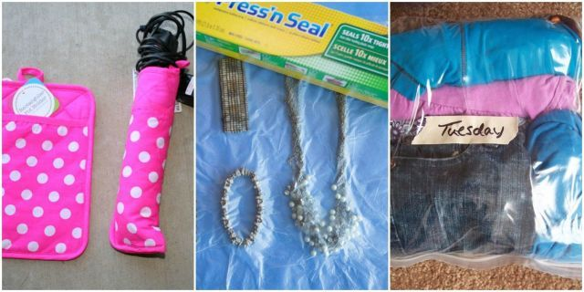 15 Packing Hacks That Are Super Popular on Pinterest  - HouseBeautiful.com