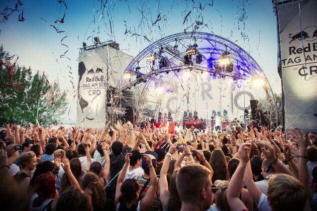 Cro   Tag Am See am 07.06.2014 in Konstanz (Konzertbericht)