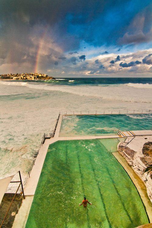 touchdisky: Bondi | Australia by Lina Hayes