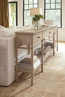 27 Best Styling A Sofa Table Images On Pinterest Living Room Tables Sofa Tables And Consoles