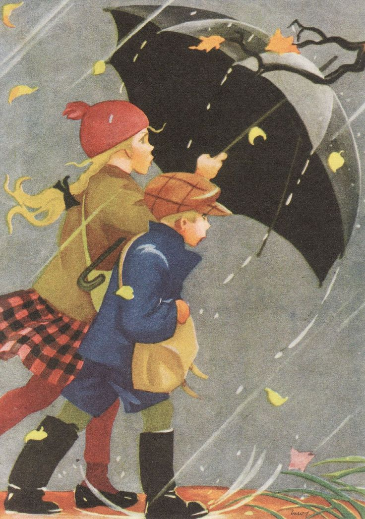 Martta Wendelin -Autumn is not always about crisp, cool days....thanks for the reminder.